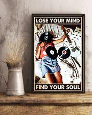 Vinyl Guitar Lose My Mind PDN-pml 11x17 Poster lifestyle-poster-3