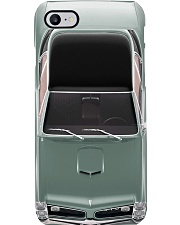 Car Pon 1966 GTO Palmetto Green Black  PDN-pml Phone Case i-phone-8-case