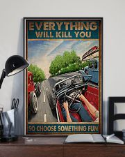 hot rod racing disnelan choose st fun pt dvhh ngt 11x17 Poster lifestyle-poster-2