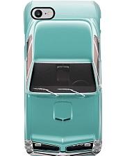 Car Pon 1966 GTO Reef Turquoise PDN-pml Phone Case i-phone-8-case