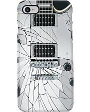 Music Guitar Paul Cracked Mirror PDN-pml Phone Case i-phone-8-case