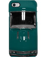 Car Chev 1967 Chev SS 396 Tahoe Turquoise PDN-DQH Phone Case i-phone-8-case