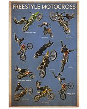 Motocross Freestyle TN PDN-DQH  24x36 Poster front