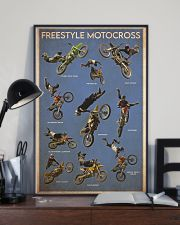 Motocross Freestyle TN PDN-DQH  24x36 Poster lifestyle-poster-2