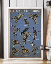 Motocross Freestyle TN PDN-DQH  24x36 Poster lifestyle-poster-4