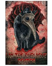 Cat Purlague Doctor PDN-DQH  24x36 Poster front