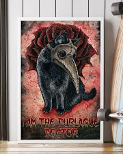 Cat Purlague Doctor PDN-DQH  24x36 Poster lifestyle-poster-4