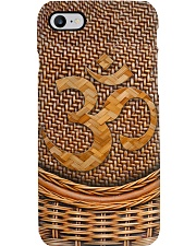 Yoga Cane PC Phone Case i-phone-8-case