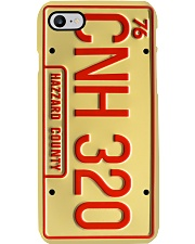 Film Lee Car Plate1 PDN-dqh Phone Case i-phone-8-case