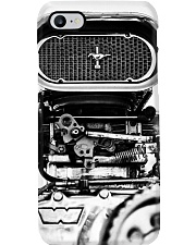 Drag Racing Engine PDN 8-NTH Phone Case i-phone-8-case