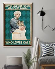 Cat Ensti Never Under Estimate PDN-dqh 11x17 Poster lifestyle-poster-1
