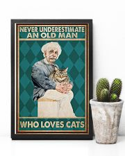Cat Ensti Never Under Estimate PDN-dqh 11x17 Poster lifestyle-poster-8