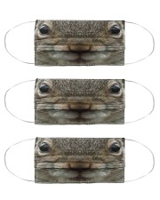 squirell mas Cloth Face Mask - 3 Pack front