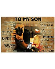 Photograph To My Son PDN ngt  17x11 Poster front