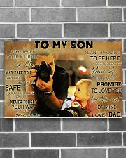 Photograph To My Son PDN ngt  17x11 Poster poster-landscape-17x11-lifestyle-18