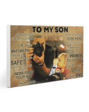 Photograph To My Son PDN ngt  Gallery Wrapped Canvas Prints tile