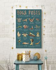 Yoga Vulnerable Species TN  11x17 Poster lifestyle-holiday-poster-3