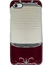 Car 1955 Chevy Rose Poly PDN-dqh Phone Case i-phone-8-case