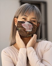 Pig leather msk Cloth Face Mask - 3 Pack aos-face-mask-lifestyle-17
