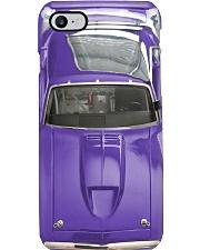 Car Ply 1970 Cuda Violet PDN-pml Phone Case i-phone-8-case
