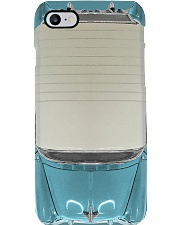 Car 1955 Chevy Cashmere Blue PDN-dqh Phone Case i-phone-8-case
