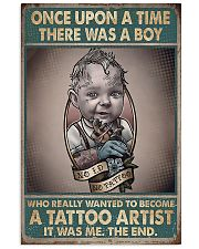 Tattoo once upon a time 11x17 Poster front