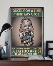 Tattoo once upon a time 11x17 Poster lifestyle-poster-2