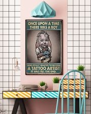 Tattoo once upon a time 11x17 Poster lifestyle-poster-6