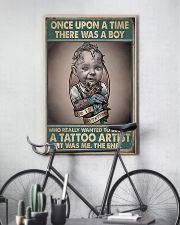 Tattoo once upon a time 11x17 Poster lifestyle-poster-7