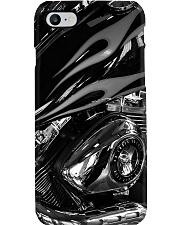 Biker HL Motor -PC4-PDN-DQH Phone Case i-phone-8-case