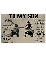 ATV - TO MY SON 36x24 Poster front