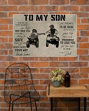 ATV - TO MY SON 36x24 Poster poster-landscape-36x24-lifestyle-20