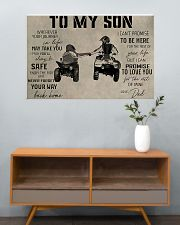 ATV - TO MY SON 36x24 Poster poster-landscape-36x24-lifestyle-21