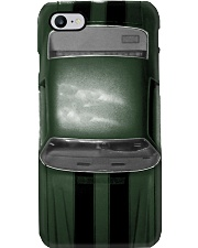 Car Chev 1970 Camaro Z-28 Forest Green PDN-dqh Phone Case i-phone-8-case