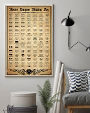 DD Mapping Key PDN-DQH  24x36 Poster lifestyle-poster-1