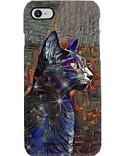 Cat Abs PC1 PDN-dqh Phone Case i-phone-8-case