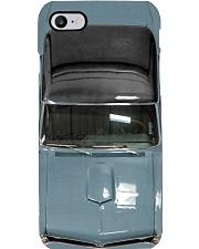 Car Pon 1967 GTO Montreux Blue Black Top PDN-dqh Phone Case i-phone-8-case