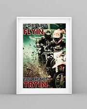 Motocross If Dirt Aint Flyin PDN-pml 24x36 Poster lifestyle-poster-5