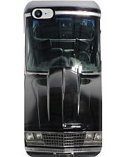 Car Chev 1984 El Cami Black PDN-pml Phone Case i-phone-8-case