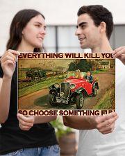 Har Vs Train ST Fun PDN-dqh 17x11 Poster poster-landscape-17x11-lifestyle-20