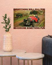 Har Vs Train ST Fun PDN-dqh 17x11 Poster poster-landscape-17x11-lifestyle-21