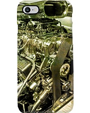 Hot Rod Engine PC6 Phone Case i-phone-8-case