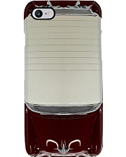 Car 1955 Chevy Maroon Poly PDN-dqh Phone Case i-phone-8-case