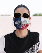 Texas Made In Code Cloth Face Mask - 3 Pack aos-face-mask-lifestyle-02