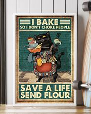 Baking So I Don't Choke People 24x36 Poster lifestyle-poster-4