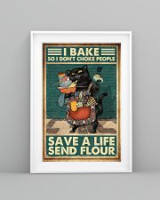 Baking So I Don't Choke People 24x36 Poster lifestyle-poster-5