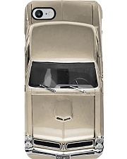 Car Pon 1965 GTO Mission Beige PDN-dqh Phone Case i-phone-8-case