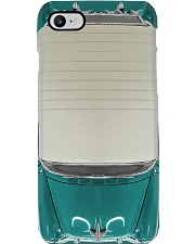 Car 1955 Chevy Turquoise Poly PDN-dqh Phone Case i-phone-8-case