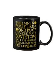 DD Ain't No Party Like Mg Mug front