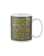 DD Ain't No Party Like Mg Mug tile